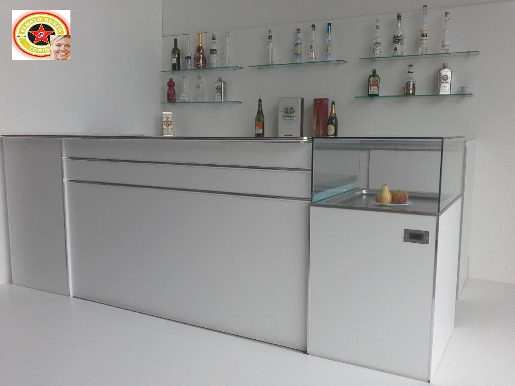 Arredamento Bar Bologna.Banconi Bar Vetrine Refrigerate Banchi Bar Da Rivestire