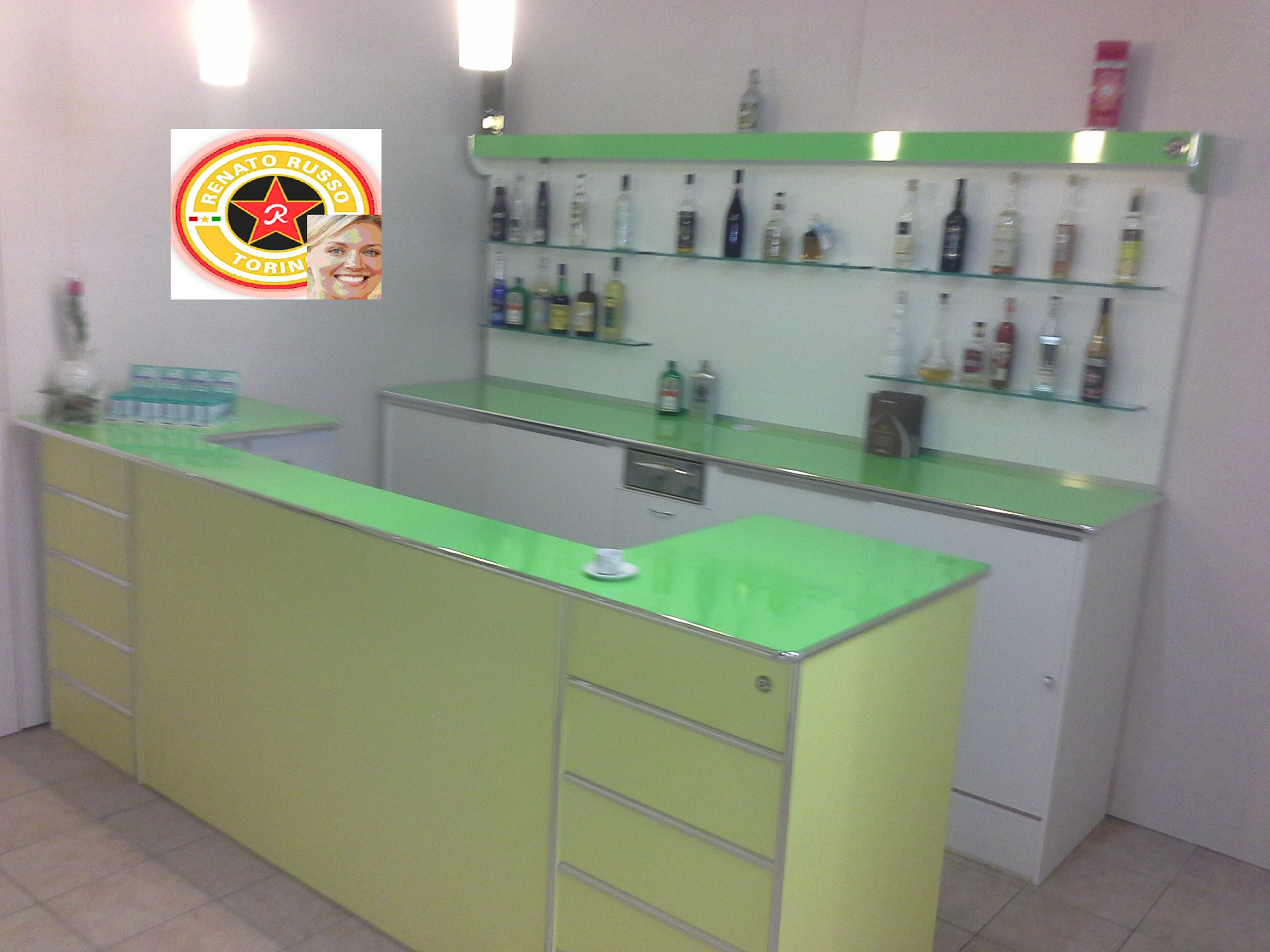 Produttori di Arredamenti per Bar, Negozi, Ristoranti, Banchi frigo ...