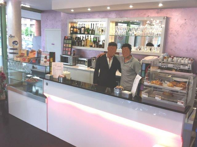 Banchi bar banchi bar grezzi banchi bar da rivestire for Arredi bar usati