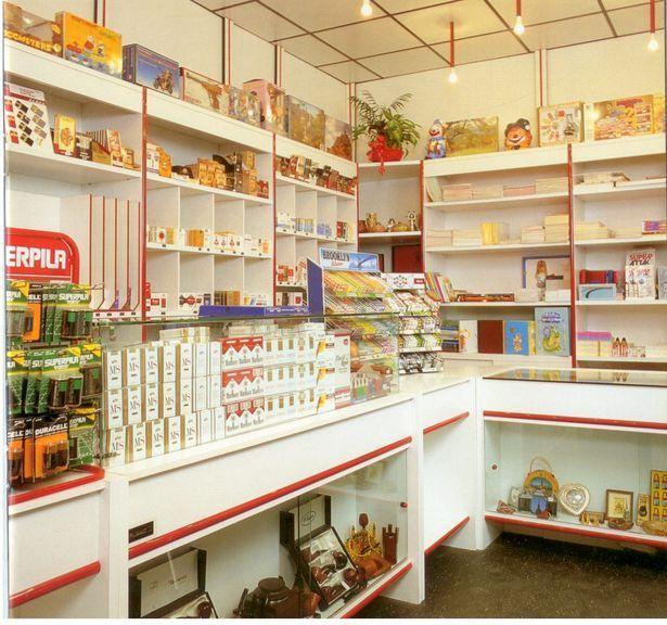 Banchi bar banchi bar grezzi banchi bar da rivestire for Arredamento tabaccheria prezzi