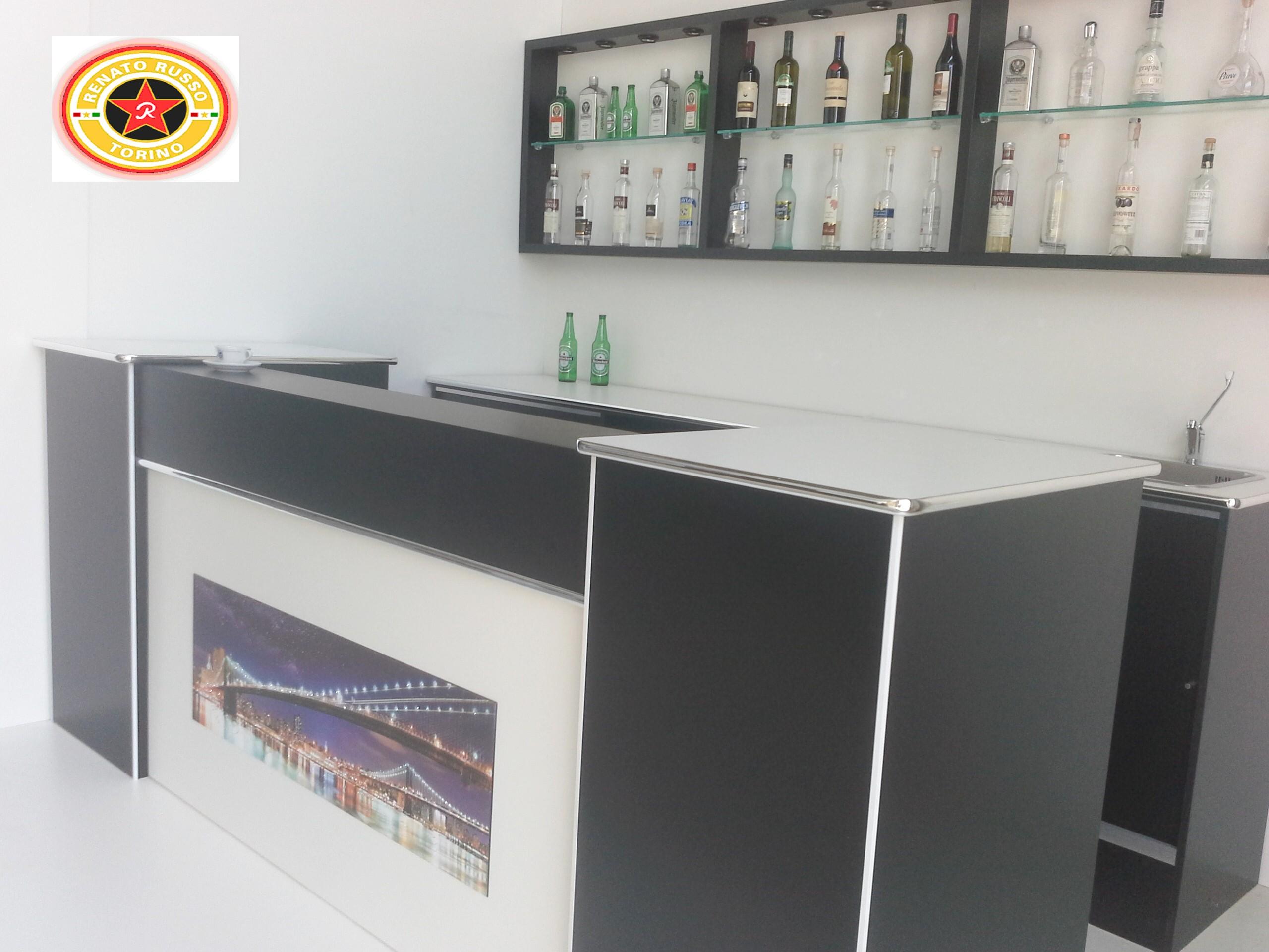 Banconi Bar Vetrine Refrigerate Banchi Bar Da Rivestire